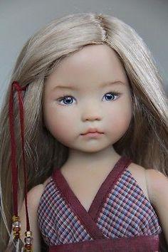 "13"" Effner Little Darling 'The Original Amanda Monroe' painted by Dianna Effner"
