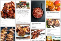 Barbecue Recipes, via the Official Pinterest Blog