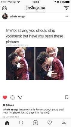 Actually I don't know what I ship... I ship every ship seriously I fangirl  at every ship so am confused so yeah I ship everything