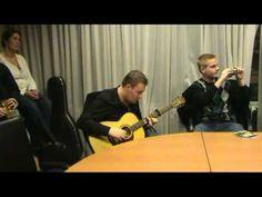 Tommy Emmanuel 'Acoustic & Electric' Tour Backstage