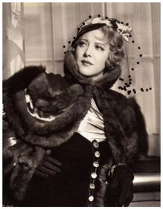 """aggiephile: """" Ruth Chatterton, c. Old Hollywood Glamour, Golden Age Of Hollywood, Vintage Hollywood, Classic Hollywood, 50s Inspired Fashion, 1930s Fashion, Broadway, Female Pilot, Thing 1"""