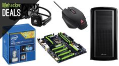 Build a new PC on the cheap with Amazon's awesome deal of the day.