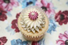 Melbourne's Cupcake Central - Vanilla Vanilla Food Photography, Cupcake, Vanilla, Desserts, Deserts, Cupcake Cakes, Dessert, Cupcakes, Muffin