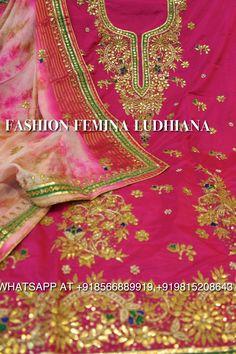 Ladies Suits Indian, Indian Attire, Indian Wear, Suits For Women, Women Wear, Clothes For Women, Anarkali Dress, Lehenga, Gota Patti Suits