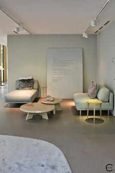 Piet Boon at Zona Tortona Salone del Mobile Milan 2014 | Linteloo | Furniture | Color   By C-More interieuradvies.blogspot.com