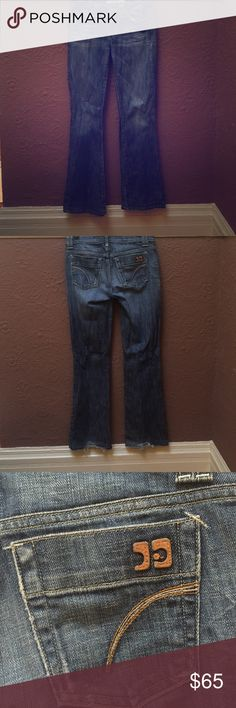 Joe's Jeans!! Great Joe's jeans for a fabulous price! Send me an offer and let's get these sold! Joe's Jeans Jeans Boot Cut