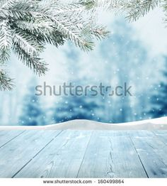 winter background by LilKar, via Shutterstock