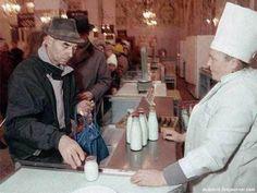 Молоко и молочные продукты СССР (26 фото)