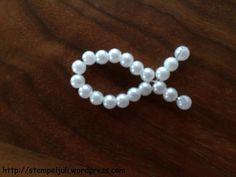Perlenfisch weiß