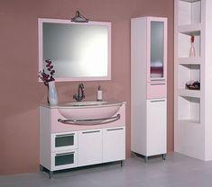 Bathroom Storage, Double Vanity, Basin, Decoration, Cabinet, Furniture, Bathroom Vanity Cabinets, Decor, Clothes Stand
