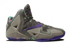 Nike LeBron 11 Terracotta Warrior New Detailed Pictures