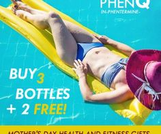 http://www.ukcouponsvouchers.com/coupons/phenq-mothers-day-gifts/ #PhenQ #MothersDay Healthy Mother's Day Gifts – #BuyPhenq Today & Save 50% OFF + Free Gifts