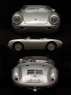 The Porsche 911 is a truly a race car you can drive on the street. It's distinctive Porsche styling is backed up by incredible race car performance. Porsche 550 Spyder, Porsche 911 996, Porsche 356 Speedster, Porsche Cars, Porsche Roadster, Porsche 2020, Porsche Panamera, Porsche Logo, Vintage Sports Cars