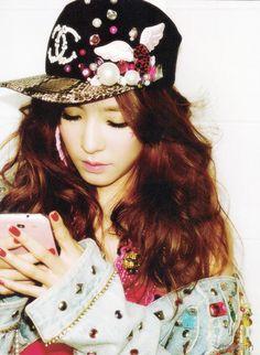 Girls' Generation - I Got A Boy - Tiffany