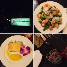 Training Restaurant per una cena laotiana molto deliziosa! #incontroautentico #travelways #particonnoi #sudestasiatico #nonsolocambogia #laos #vientiane http://ift.tt/2biPUp4