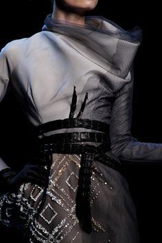 Dior Couture Details