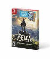 The Legend of Zelda: Breath of the Wild - Explorer's Edition