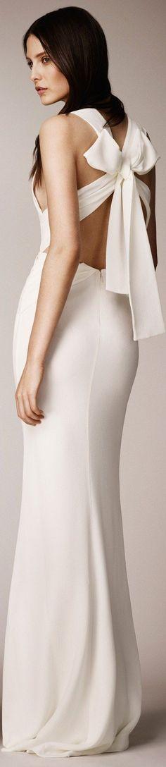 Trendy Wedding Dresses  :    Burberry Prorsum resort 2014  - #Dress https://youfashion.net/wedding/dress/trendy-wedding-dresses-burberry-prorsum-resort-2014/