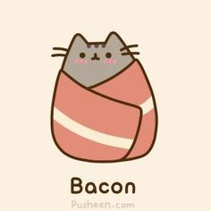 Pusheen the Cat Bacon