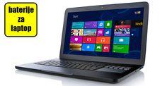 Baterija na laptopu vam ne radi? Popunite ovaj upit, i rešićemo vaš problem! Baterije za sve vrste laptopova... Toshiba, Asus, Sony i drugi... Navedena polja popunite što preciznije, kako bismo mogli da pronađemo adekvatnu bateriju za Vaš laptop. Baterije mogu biti dostupne u periodu od oko 2 nedelje od trenutka porudžbine.