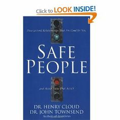 Finding safe people provides the foundation for building healthy, lasting relationships. Here's how to identify safe people.