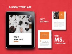 15 Pages Tips eBook Template, PowerPoint Template, Bullet Journal Template, Graphic Design, Branding Microsoft Powerpoint, Company Presentation, Presentation Templates, Keynote Template, Brochure Template, Journal Template, Cover Template, Business Card Logo, Period