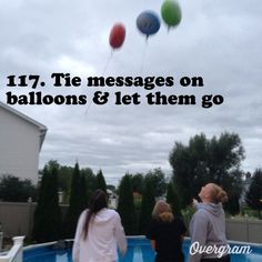 Bucket list. or secrets (:
