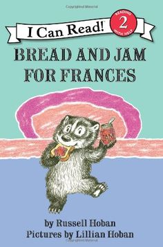 Bread and Jam for Frances (I Can Read Book 2) by Russell Hoban http://smile.amazon.com/dp/0060838000/ref=cm_sw_r_pi_dp_eFGiub102GEGK