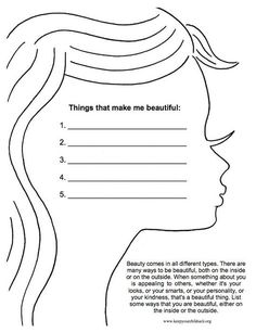 Art therapy activities for kids 18 Self Esteem Worksheets and Activities for Tee. - Art therapy activities for kids 18 Self Esteem Worksheets and Activities for Teens and Adults PDFs - Self Esteem Worksheets, Counseling Worksheets, Self Esteem Activities, Therapy Worksheets, Group Counseling, Counseling Activities, Social Work Activities, Middle School Counseling, Elementary Counseling