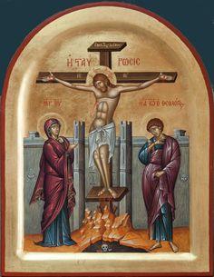 Roman Church, Home Altar, Orthodox Christianity, Orthodox Icons, Catholic, Saints, Spirituality, Scene, Symbols