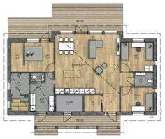 Tiny House, House Ideas, Floor Plans, Houses, Architecture, Inspiration, Homes, Arquitetura, Biblical Inspiration