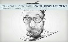 Mograph Portraits: Using Rings of Displacement Tutorial in Cinema 4D by Greyscalegorilla. In this tutorial of Cinema 4D we will create make several layers of motion combing displacement and mogaph. Creating a bunch of concentric splines we can project an image or video through the displacement channel to recreate it to look like a line drawing. A really fun simple technique with endless possibilites.