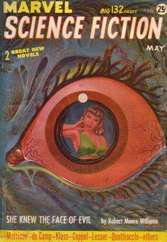 Marvel Science Fiction, May 1952