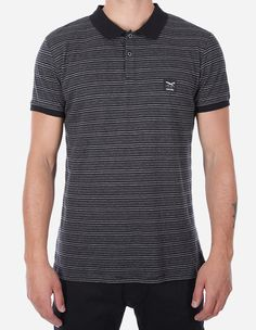 iriedaily - Grand Polo black mel.