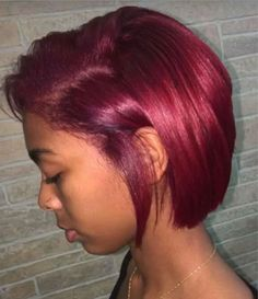 Gorgeous color and #silkpress by #brooklynstylist @coiffed_by_dinah ❤ voiceofhair.com #voiceofhair