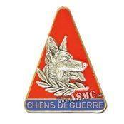 Abzeichen franz. Chiens de Guerre #ArmyShop #NATO #Adventure #Security #Military #Camping