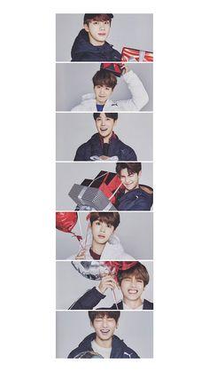 방탄소년단 • BTS x PUMA THE WINTER STORY ♡