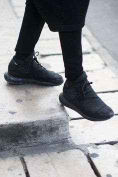 Yohji Yamamoto sneaker - Y-3 | Raddest Men's Fashion Looks On The Internet…