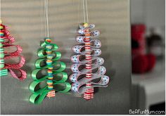 Easy DIY Christmas ornaments for all ages