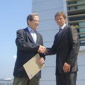 La ZAL del Puerto de Barcelona cede un almacén al Banco de Alimentos