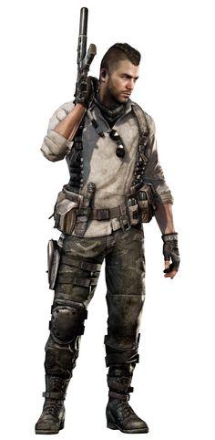 Call of Duty / MW3 © Activision / Infinity Ward -------- Jake Rowell = Character Art  & Marketing Image /  Steven Giesler & Jake Rowell = Head Art  /  Taehoon Oh, Peter Chen, Gennady Babichenko = Weapon Art