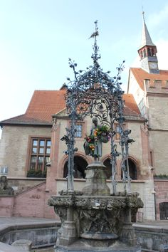 Gänseliesel in Göttingen