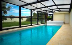 Abri de piscine ados
