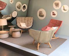 COEDITION expose à la 56 ème édition du salon international du meuble de Milan. Luca Nichetto, une des figures du...