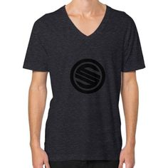 Shortyyguy Shirt V-Neck (on man) Shirt