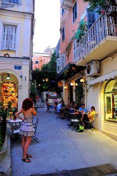 Corfu Old Town, Greece Corfu Greece, Crete, Corfu Island, Greece Islands, Greek Life, Holiday Destinations, Homeland, Santorini, Wonders Of The World
