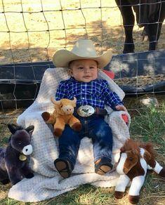 Best Indoor Garden Ideas for 2020 - Modern Cowboy Baby Clothes, Baby Boy Cowboy, Baby Kids Clothes, Little Cowboy, Cute Country Boys, Country Babies, Baby Boy Pictures, Country Baby Pictures, Mexican Babies
