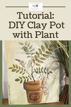 Wooden Wall Art, Diy Wall Art, Diy Wall Decor, Craft Stamps, Painted Clay Pots, Iron Orchid Designs, Handmade Christmas Gifts, Diy Clay, Decorating Tools