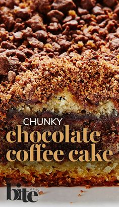 On the days we're short on time and long on appetite, this is our go-to dessert. A perfectly luscious cake that's overrun with creamy chunks of chocolate, you'll be able to get it from pantry to oven in less time than it takes to brew a pot of coffee. #breakfastrecipe #delectabledessert #winterrecipe