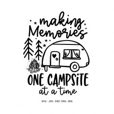 Gifts For Campers, Camping Gifts, Camping Car, Happy Campers, Camping Hacks, Camping Ideas, Rv Hacks, Camping Supplies, Camping Stuff